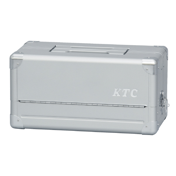 KTC EK-1A 両開きメタルケース (シルバー)