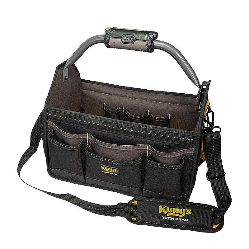 KUNY'S クニーズ L234 オープントップツールキャリアLED TECHGEAR 216×381×292mm 工具入れ