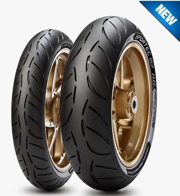 メッツラー METZELER 2450300 スポルテック SPORTEC ロード レーシング M7 RR リア 180/55 ZR 17インチ M/CTL (73W) チューブレス タイヤ メッツラー 2450300