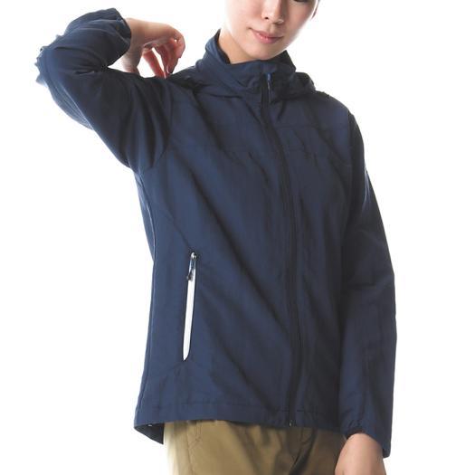 MIZUNO ミズノ A2ME8205 フィールドハイカージャケット レディース ドレスネイビー Mサイズ