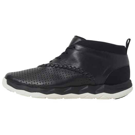 MIZUNO ミズノ B1GE1842 Sn Walk Casual ウォーキングシューズ/靴 メンズ ブラック×ホワイト 24.5cm