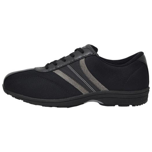 MIZUNO ミズノ B1GF1831 LS801/ウォーキングシューズ/靴 レディース ブラック 24.5cm