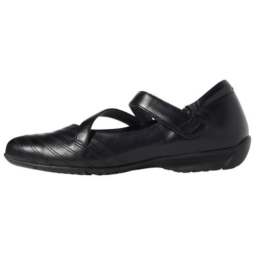 MIZUNO ミズノ B1GH1860 セレクト800 ウォーキングシューズ/靴 レディース ブラック 24.5cm