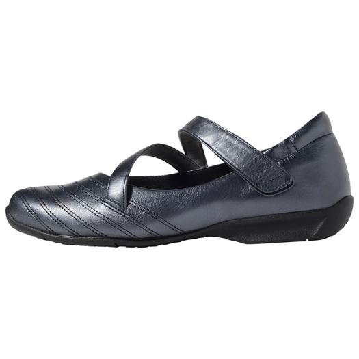 MIZUNO ミズノ B1GH1860 セレクト800 ウォーキングシューズ/靴 レディース メタリックネイビー 22.5cm