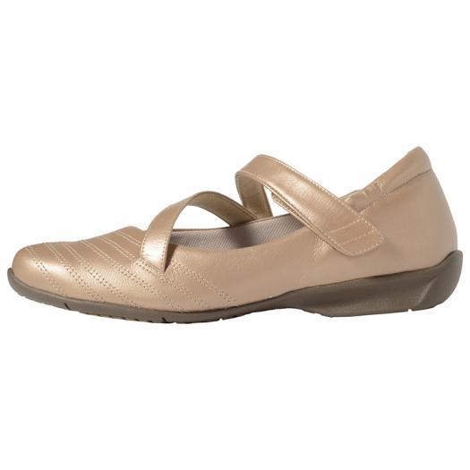 MIZUNO ミズノ B1GH1860 セレクト800 ウォーキングシューズ/靴 レディース ゴールド 24.5cm