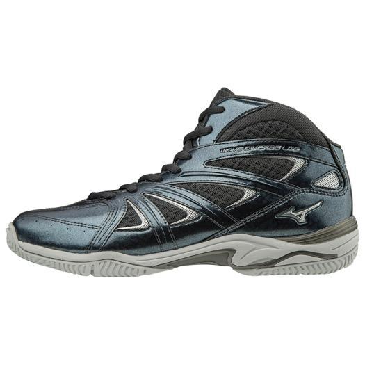 MIZUNO ミズノ K1GF1871 ウエーブダイバースLG3/フィットネスシューズ/靴 ユニセックス ガンメタル 23.0cm