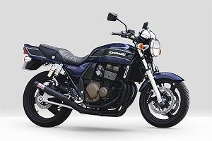 モリワキ 01810-40227-20 ワンピース CAT エキゾーストマフラー ブラック マフラー ZRX400