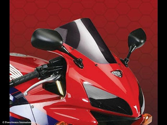 Power Bronze パワーブロンズ 400-H108-002 エアフロースクリーン CBR600RR(05-06) ダークスモーク 400-h108-002