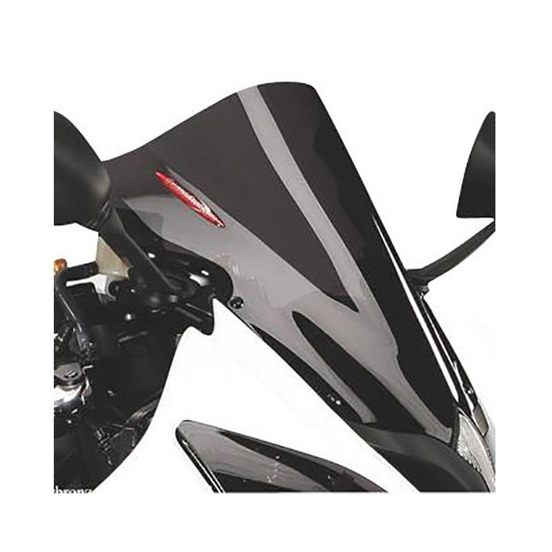 Power Bronze パワーブロンズ 400-Y119-002 エアフロースクリーン YZF-R6(08- ) ダークスモーク 400-y119-002