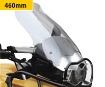 Power Bronze パワーブロンズ 420-B111-001 アドベンチャースクリーン ライトスモーク BMW R1150GS/アドベンチャー(99-03) 420-b111-001