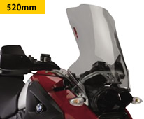 Power Bronze パワーブロンズ 420-B116-000 アドベンチャースクリーン クリア BMW R1200GS(04-12) 420-b116-000