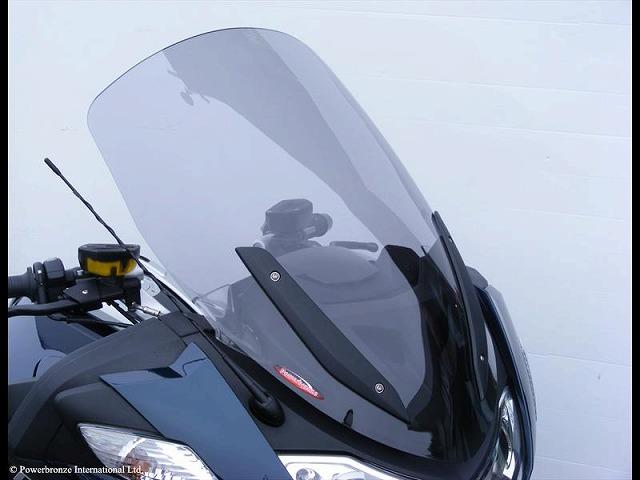 Power Bronze パワーブロンズ 420-B119-001 フリップスクリーン BMW R1200RT (09-13) ライトスモーク 420-b119-001