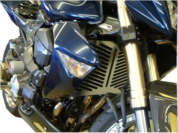 Power Bronze パワーブロンズ 520-K105 クーラーカバー Z750(07-12)/1000(07-09) 520-k105