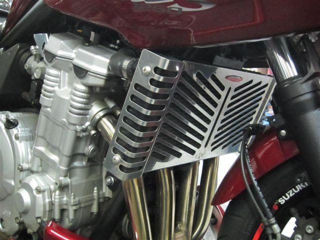 Power Bronze パワーブロンズ 520-S113 クーラーカバー Bandit(バンディット)1250S(07-12) 520-s113