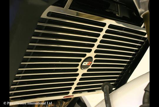 Power Bronze パワーブロンズ 520-S116 クーラーカバー GSR750(11-12) 520-s116