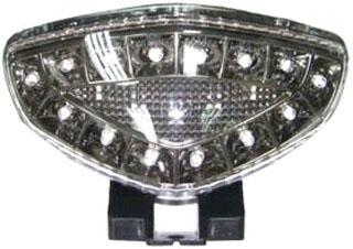 Odax オダックス JST-353023C-L LEDテールライト クリア SFV400/650グラディウス(09-) Odax オダックス jst-353023c-l