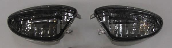 ODAX JSW-0050-L-S ウィンカーレンズ LEDウィンカー GSXR1000(05-14)/GSXR600,750(06-14) フロント スモーク Odax オダックス jsw-0050-l-s