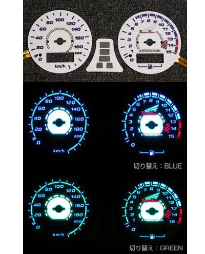 Odax オダックス OXP-310528-AC Odax オダックス ELメーターパネル CB400SF SPECII,III,Revo Odax オダックス oxp-310528-ac