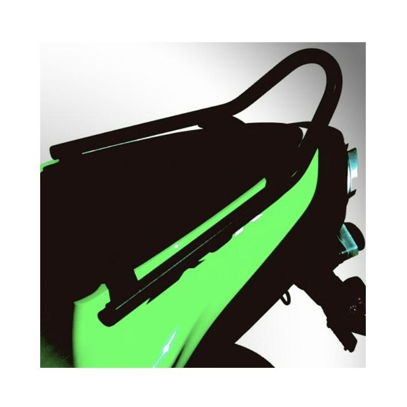 RENNTEC レンテック REN10286B グラブレール ZX-6R (07-08) ren10286b
