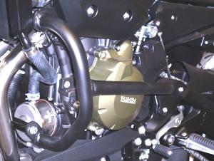 RENNTEC レンテック REN51005B エンジンガード XJ-6/ディバージョン (09-12) ren51005b