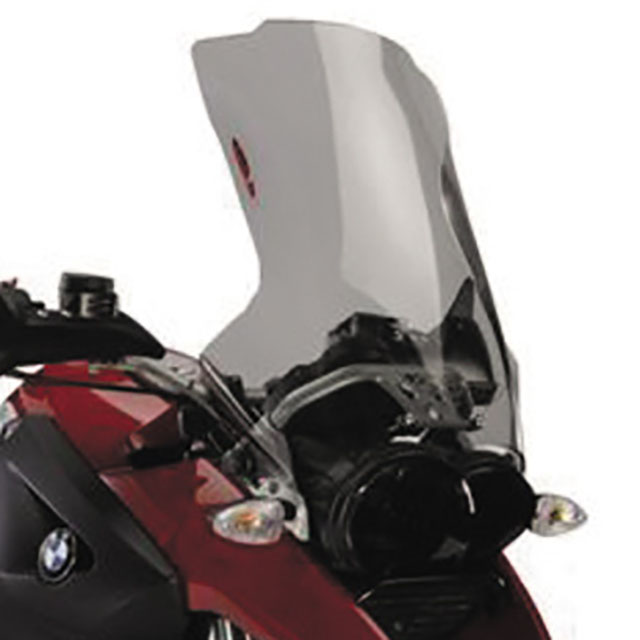 Power bronze パワーブロンズ 420-B116-001 アドベンチャースクリーン BMW R1200GS(04-12) ライトスモーク L.520mm