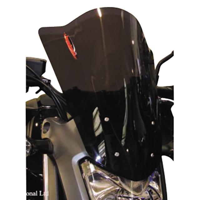 Power bronze パワーブロンズ 420-H141-001 ネイキッドスクリーン NC700S/NC750S +90UP ライトスモーク