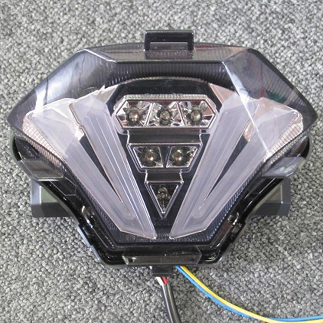 ODAX オダックス JST-353540CG-W-S インテグレートテール YZF-R25/R3 MT-07/MT-25/MT-03 ライトスモーク