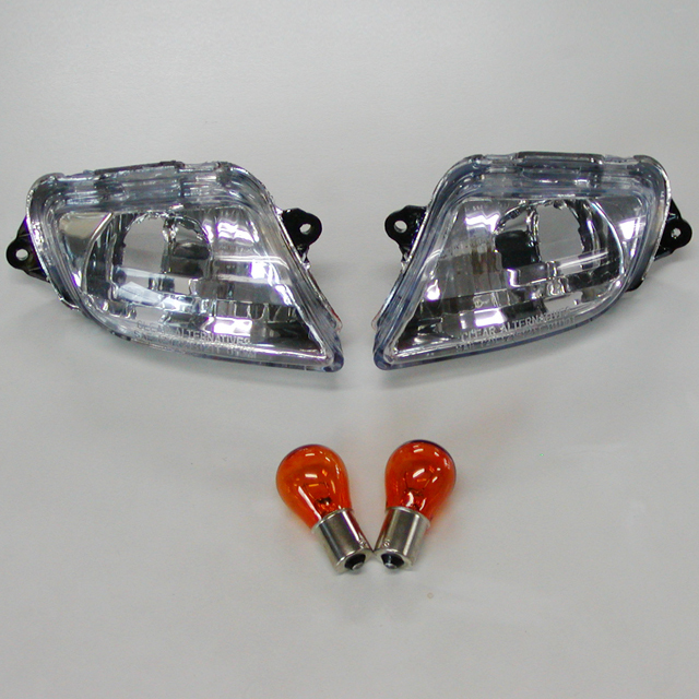 ODAX オダックス JSW-0025-L LEDウィンカー CBR1100XX BlackBird フロント LEDバルブ仕様