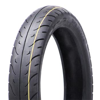 VeeRubber 비 고무 VRM338 자전거용 타이어 80/90-14 40P 관이 없는 DIO110 오디오 110