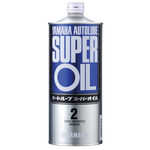 純正ヤマハ YAMAHA 90793-30612 オートルーブ 2サイクル用 スーパーオイル 20? オートルーブスーパーオイル