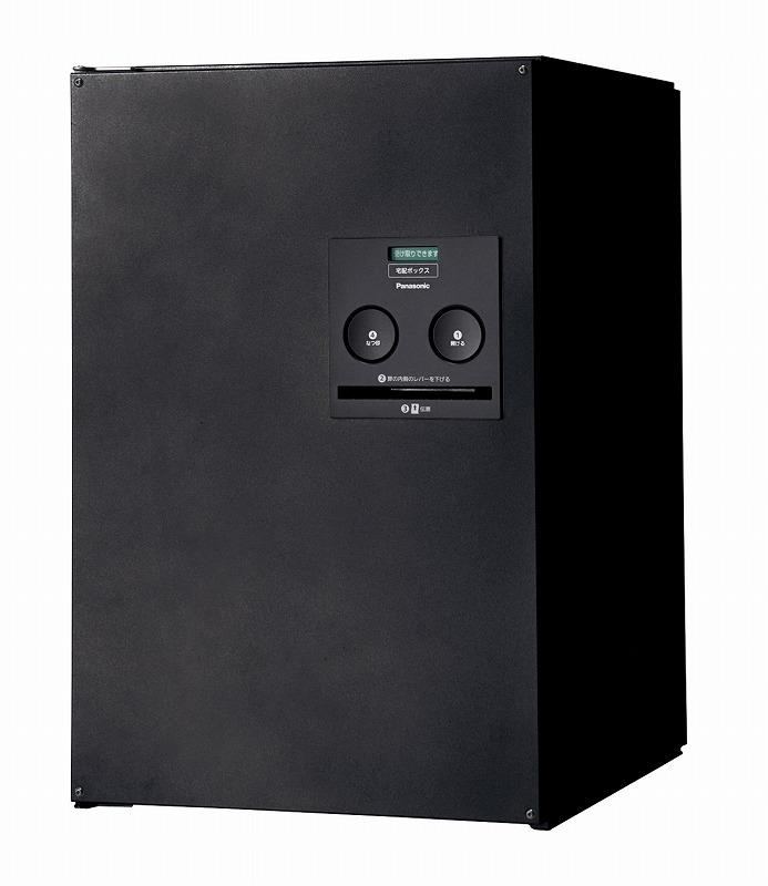 パナソニック CTNR4020LTB 宅配ボックス COMBO コンボ ミドル 左開 前出し 390×457.5×590mm 鋳鉄ブラック色