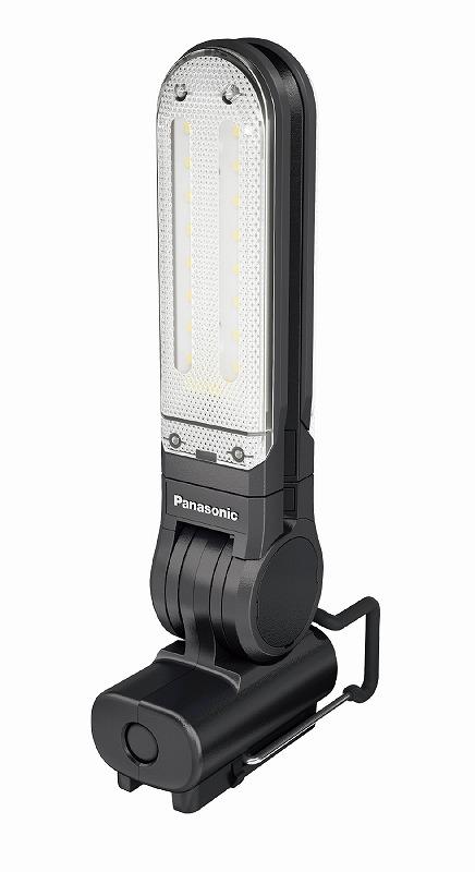 パナソニック EZ3720-B 工事用充電LEDマルチライト 7.2V マグネットベース無し 125×257×49mm 黒 ブラック コードレス