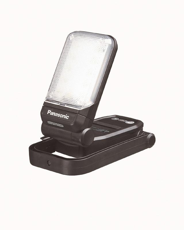 パナソニック EZ37C4-B 工事用充電LEDマルチライト 750ルーメン 本体のみ 162×70×99mm 黒 ブラック ライト