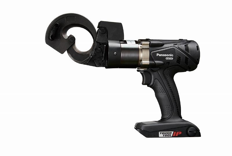 パナソニック EZ45A7X-B 充電ケーブルカッター 14.4V・18V DUAL 本体のみ 291×263×60 黒 ブラック