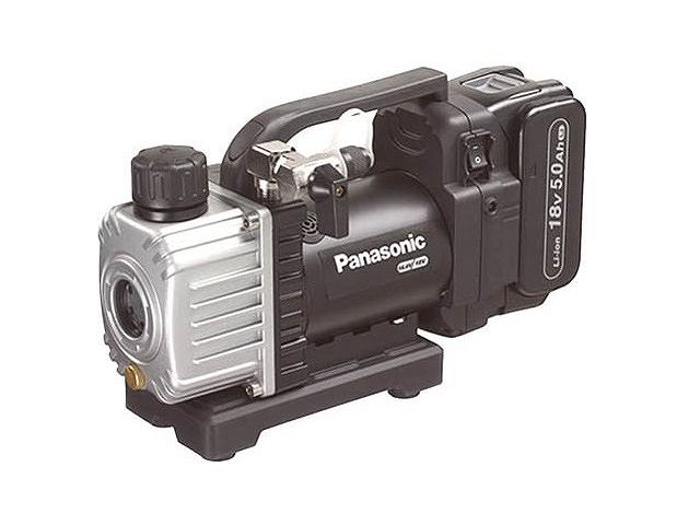 パナソニック EZ46A3LJ1G-B 18V5.0Ah充電真空ポンプ