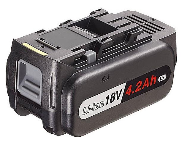 パナソニック EZ9L51 リチウムイオン電池パック 18V・4.2AH