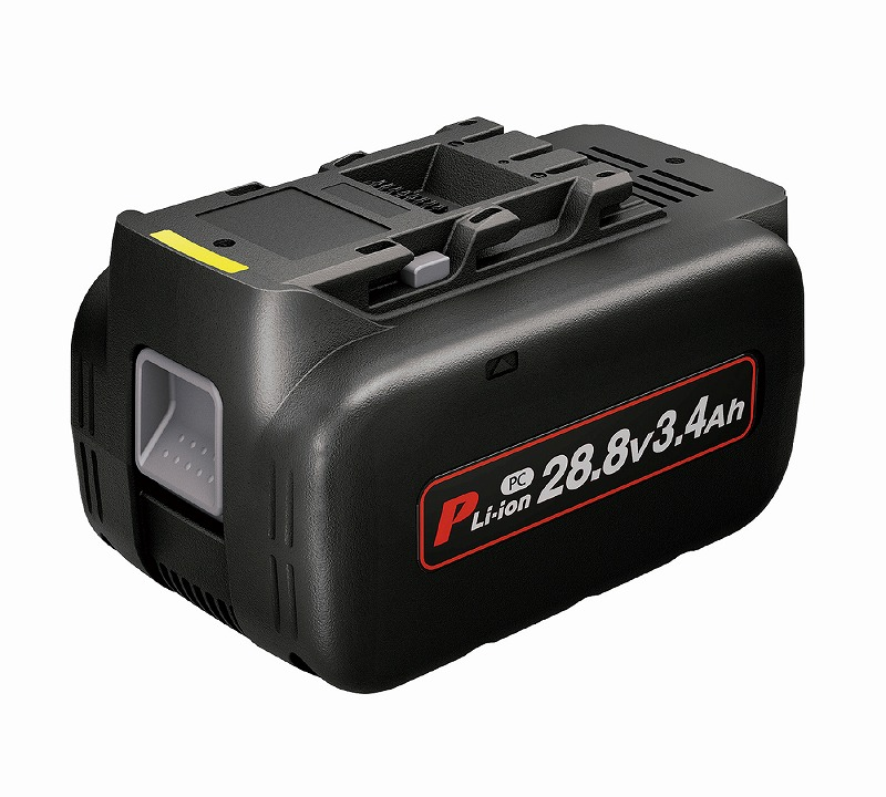 パナソニック EZ9L84 リチウムイオン電池パック 28.8V 3.4AH