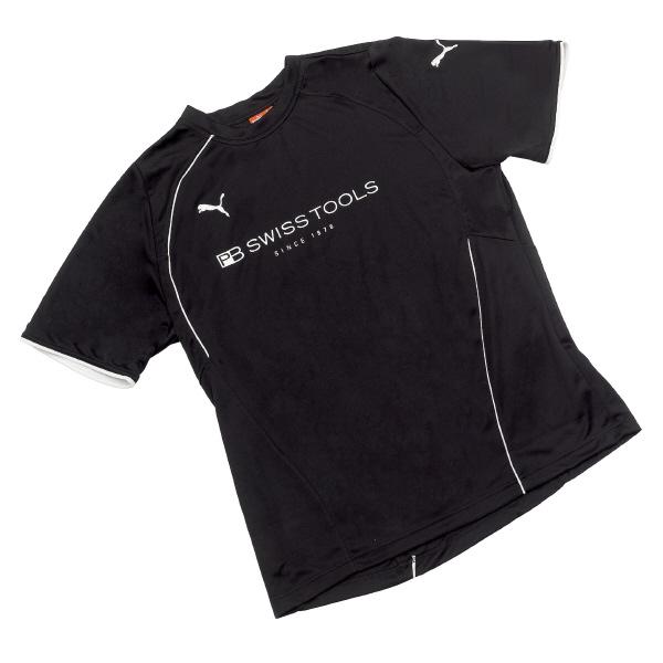 PB スイスツールズ 2751S-BK 2751S-BK PBスイスツール プーマTシャツ (S) ブラック