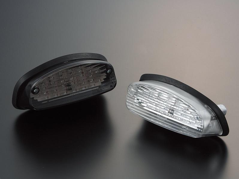 POSH Faith ポッシュフェイス 157090-91 LEDテールランプユニット 純正交換タイプ クリアーレンズ HORNET250 ホーネット250