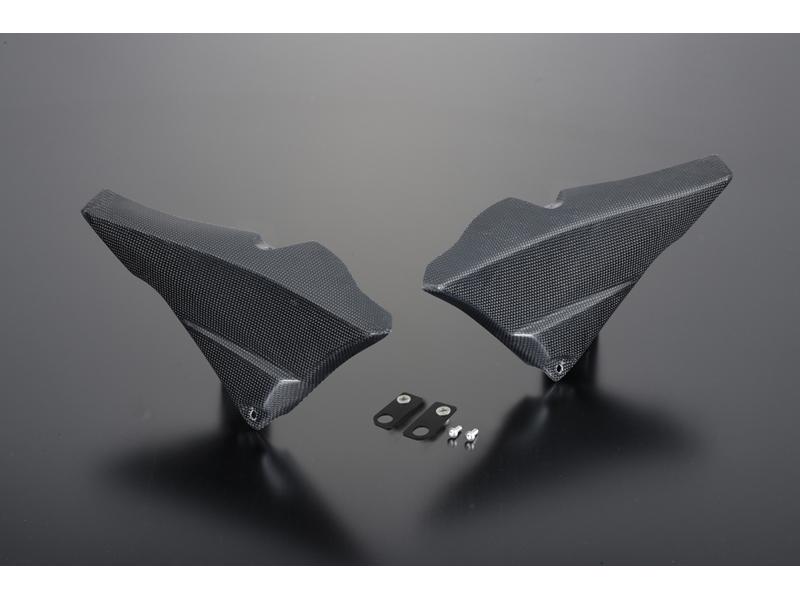 POSH Faith ポッシュフェイス 065202-BG 3D-TECH サイドカバー ブラックゲルコート MT-09/MT-09A