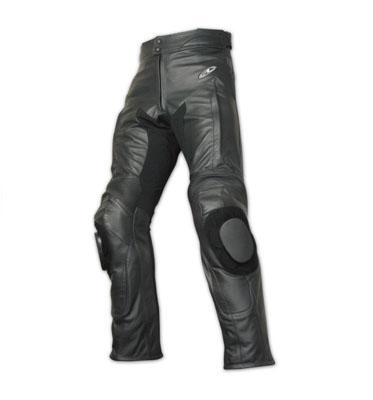 ラフ&ロード R&R RA5006LFBK3 KSツーリングレザーパンツ ルーズフィット LWサイズ ブラック パンツ