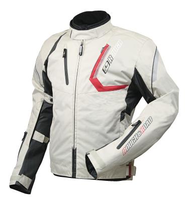 ラフ&ロード R&R RR4006SV2 SSFスポーツライドジャケット Mサイズ プラチナシルバー ジャケット