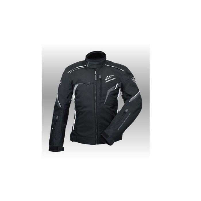 ラフ&ロード R&R RR4008BK4 SSFオールウェザージャケット LLサイズ ブラック ジャケット