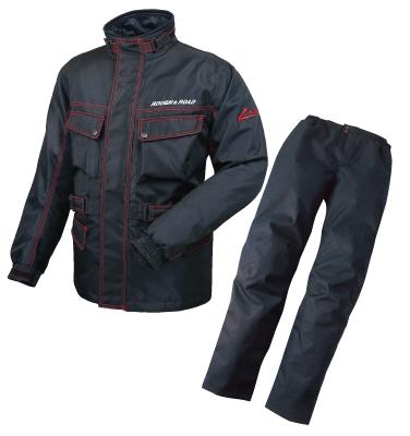 ラフ&ロード R&R RR7688BKL3 エキスパートウインタースーツ WLサイズ/レディース ブラック ウインタースーツ