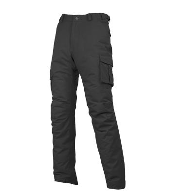 ラフ&ロード R&R RR7715LFBK1 デュアルテックスウインターカーゴパンツ ルーズフィット SWサイズ ブラック パンツ