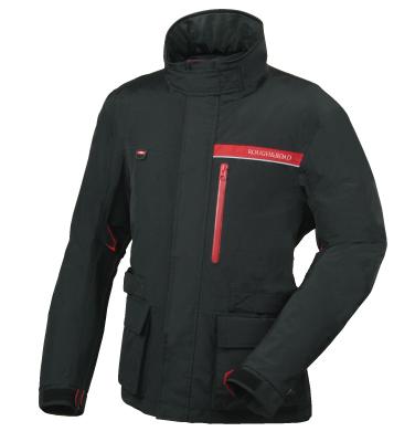 ラフ&ロード R&R RR7802BK4 ゴアテックス ライダーススーツ LLサイズ ブラック ライダーススーツ