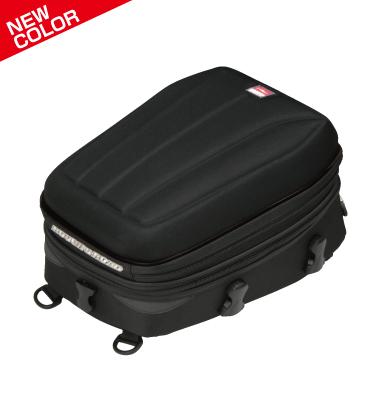 ラフ&ロード R&R RR9021H-BK SHMバリアブルシートバッグ ハードブラック バッグ