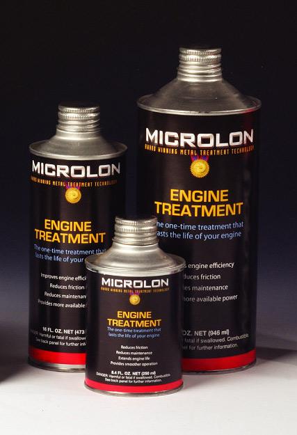 Microlon マイクロロン 100-03-12 メタルトリートメント 32oz 946cc ラフ&ロード