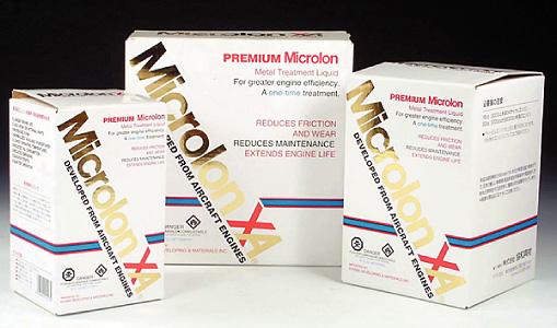 Microlon マイクロロン MIC09 メタルトリートメント XA 8oz 236cc ラフ&ロード