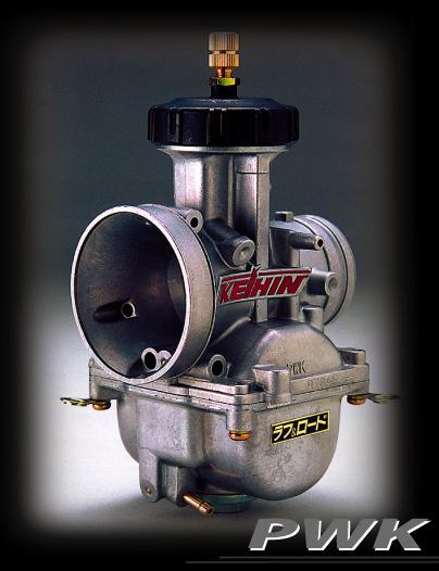 KEIHIN ケイヒン PWK1201 PWKフラットバルブキャブレター DT200WR ラフ&ロード